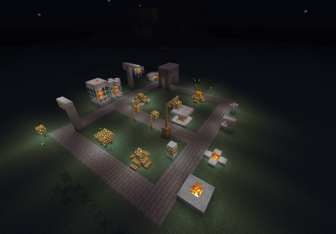 MC Basics 22 Effective Lighting Options For Beautifying Your City Minecraft Project