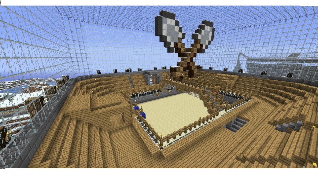 Spleef Minecraft Address Server 1 Ip 2 6