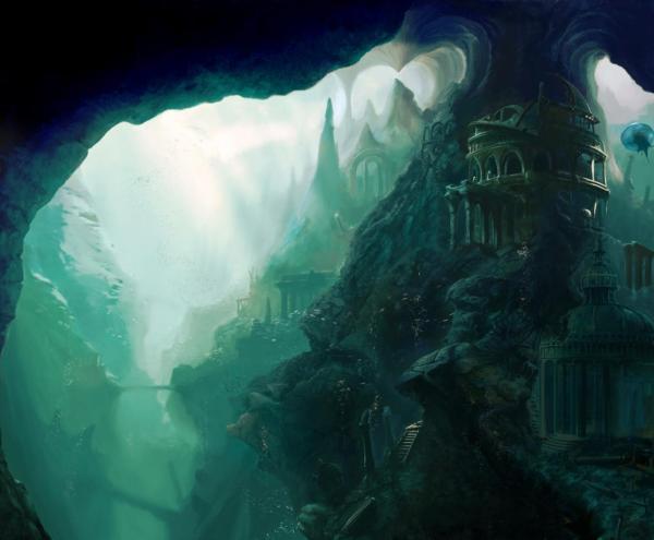 Project 'Atlantis' Underwater city megabuild. Looking for ...