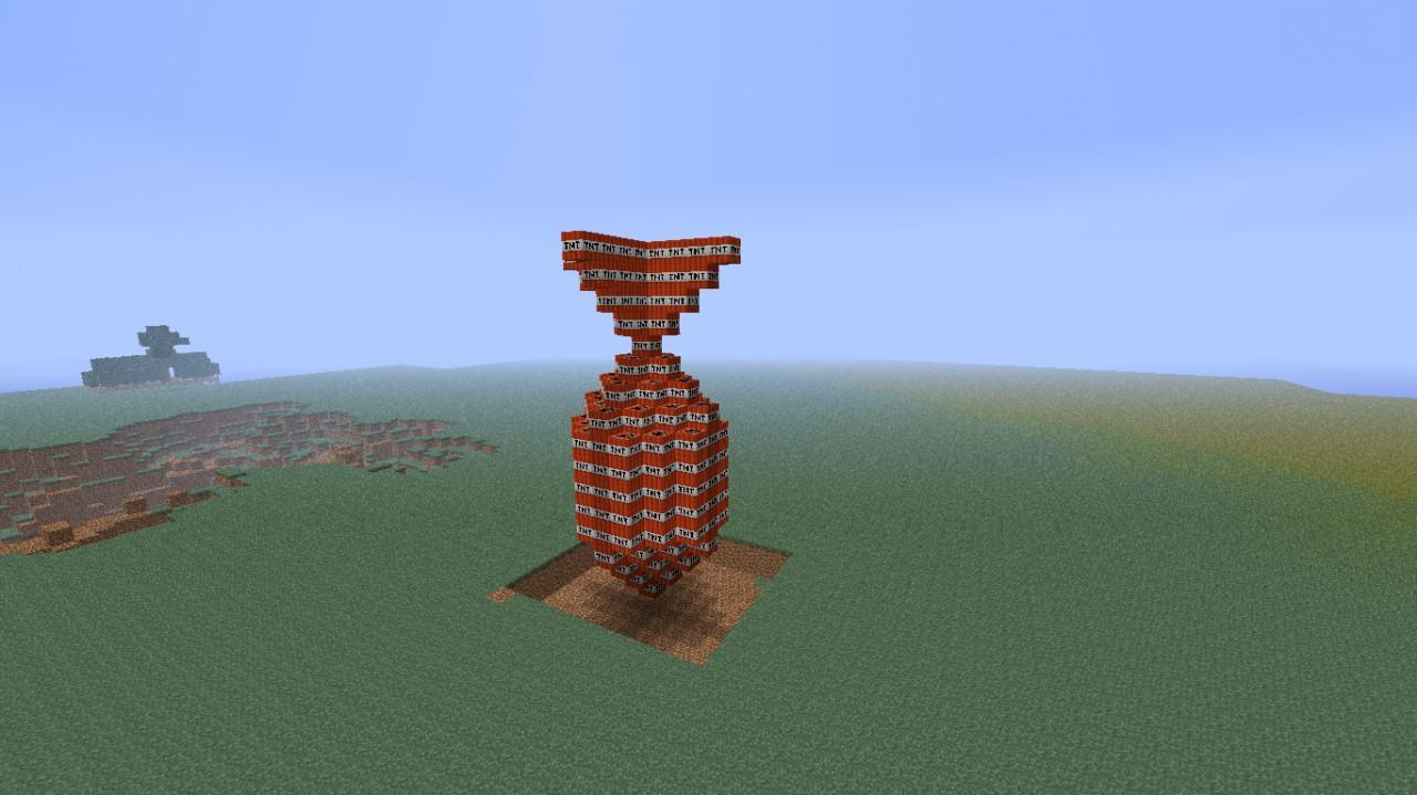 NUKE Minecraft Project