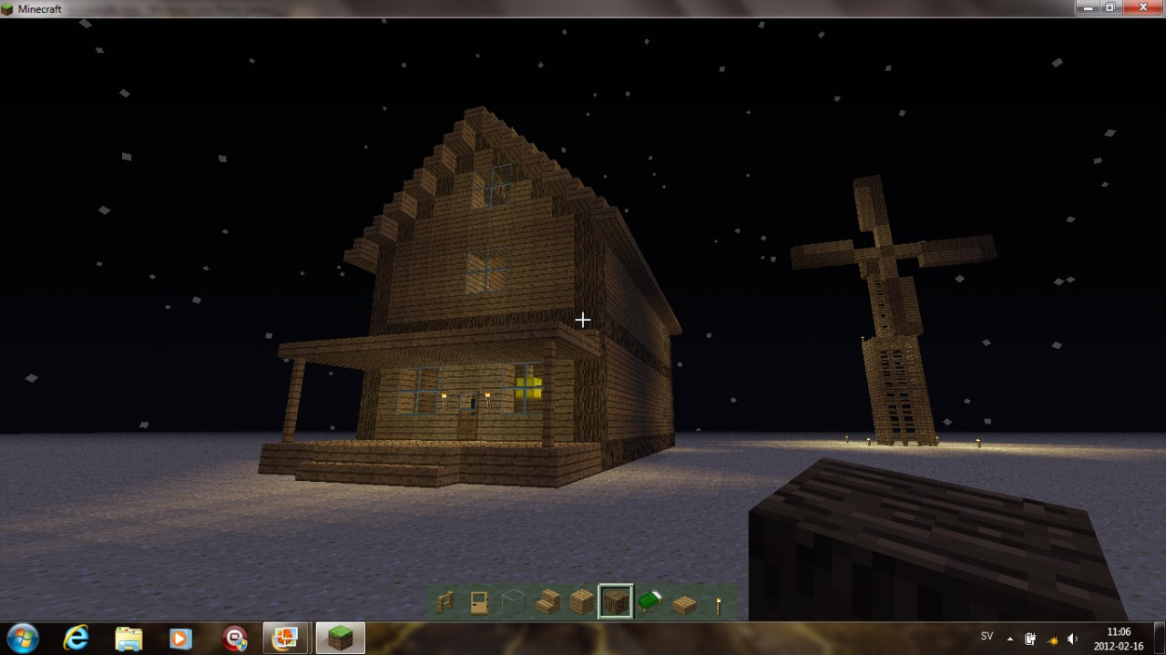 Alpha8708courage The Cowardly Dog Minecraft Project