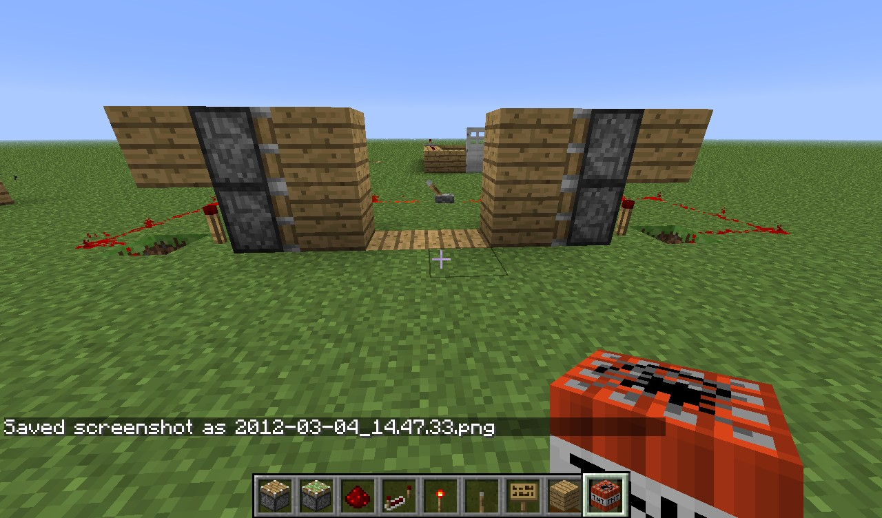 Redstone Creations Minecraft Project