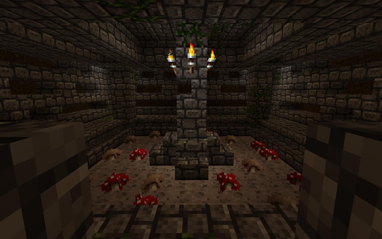 Minecraft Potion Recipes
