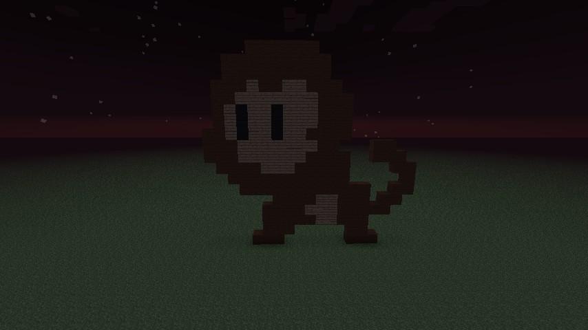 Monkey Pack Minecraft Texture Pack