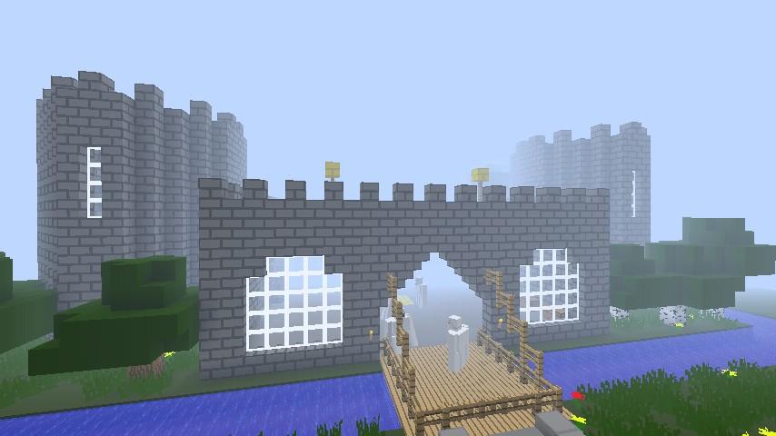 Notchs Palace Minecraft Project