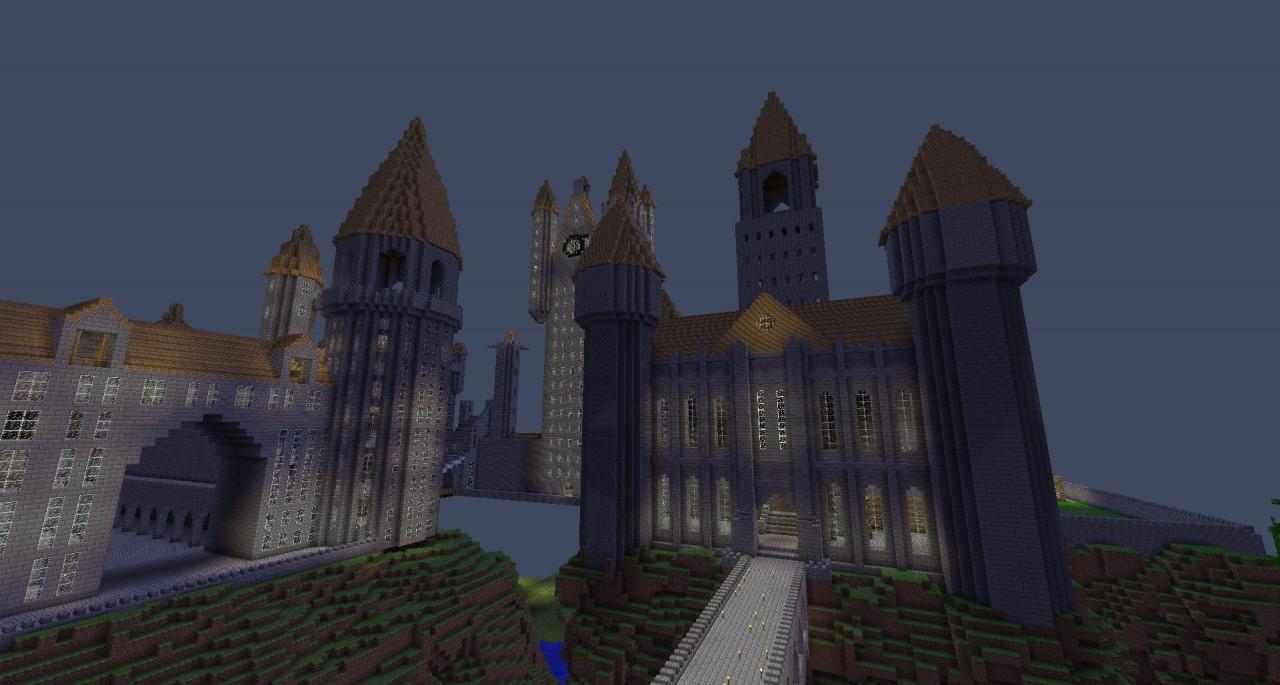 Entrance Viaduct Hogwarts