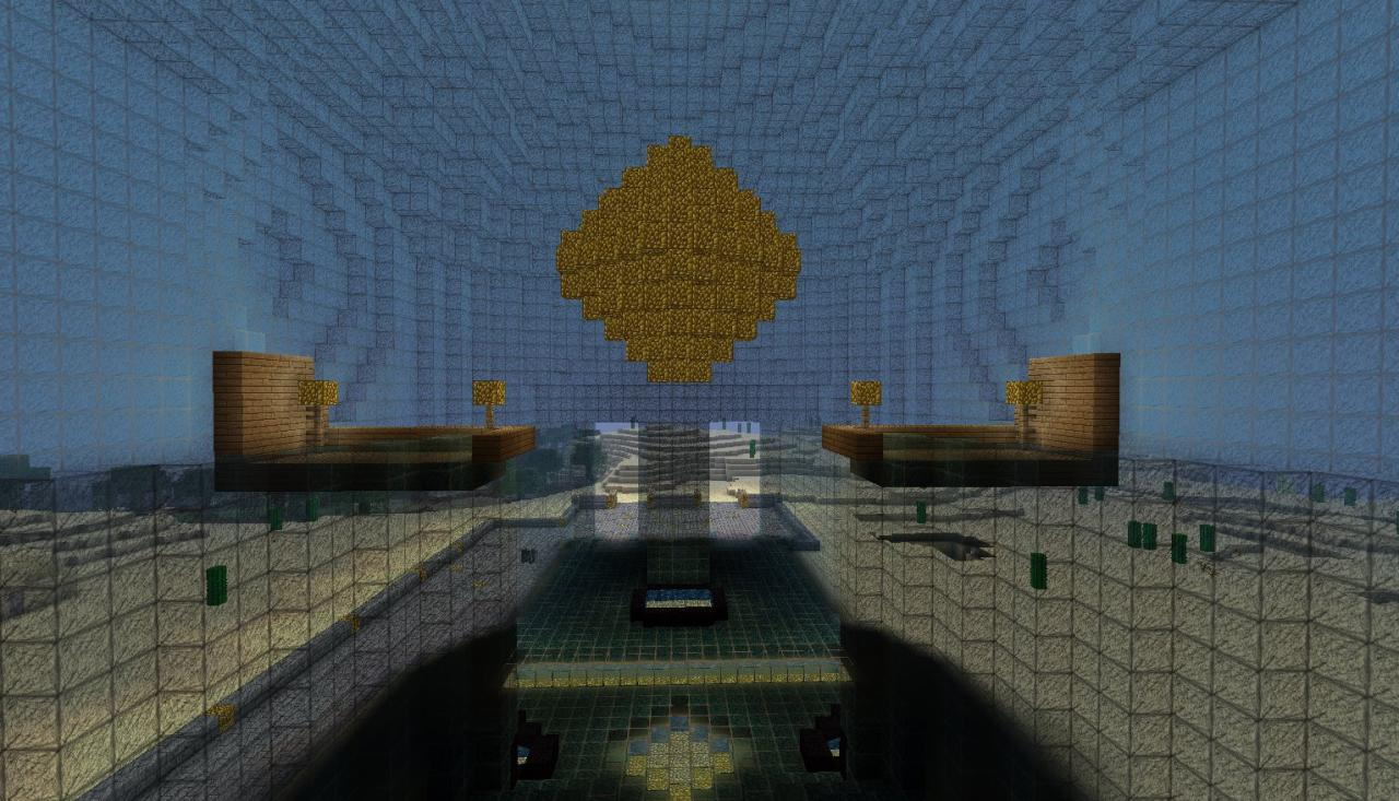 Minecraft Underground Map Resource