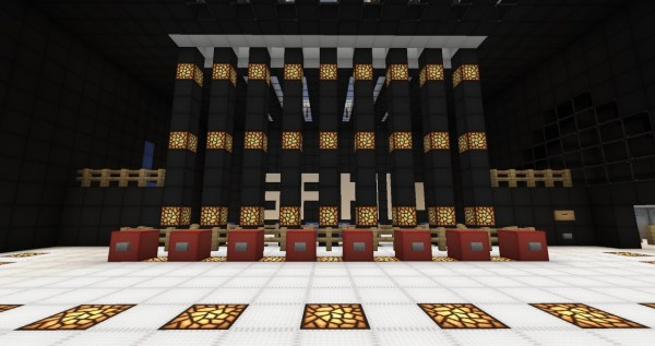 Connect 4 - mini game Minecraft Project