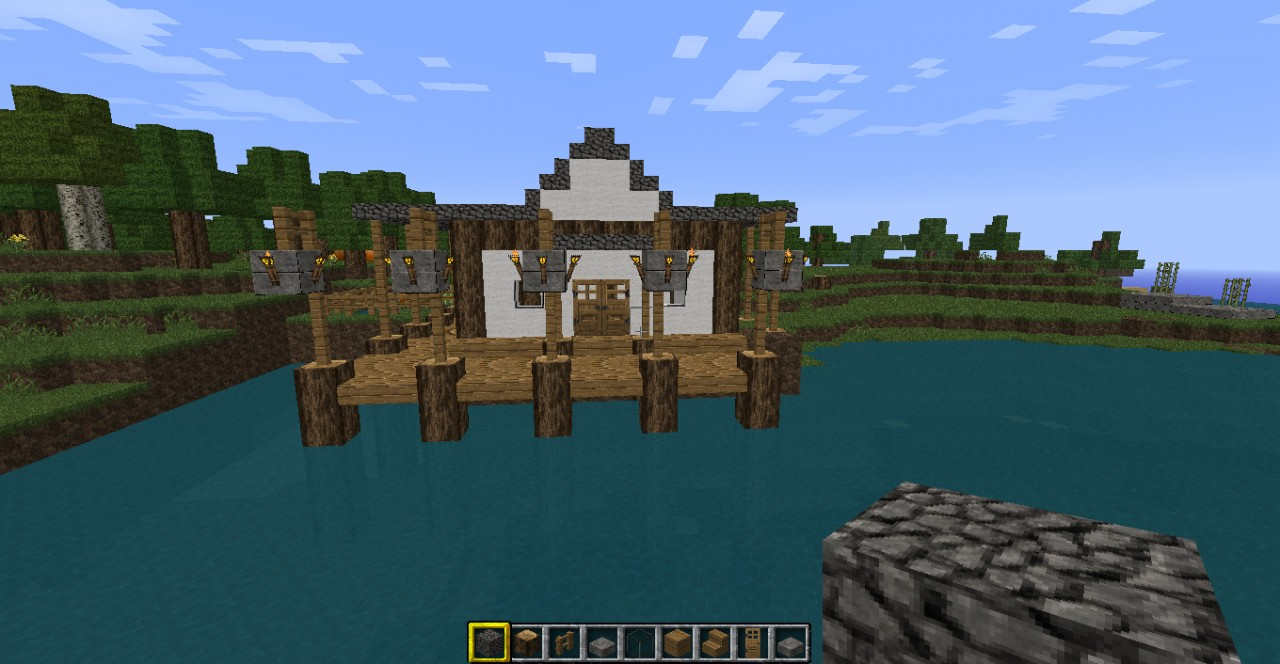 Planet Minecraft Builds Easy