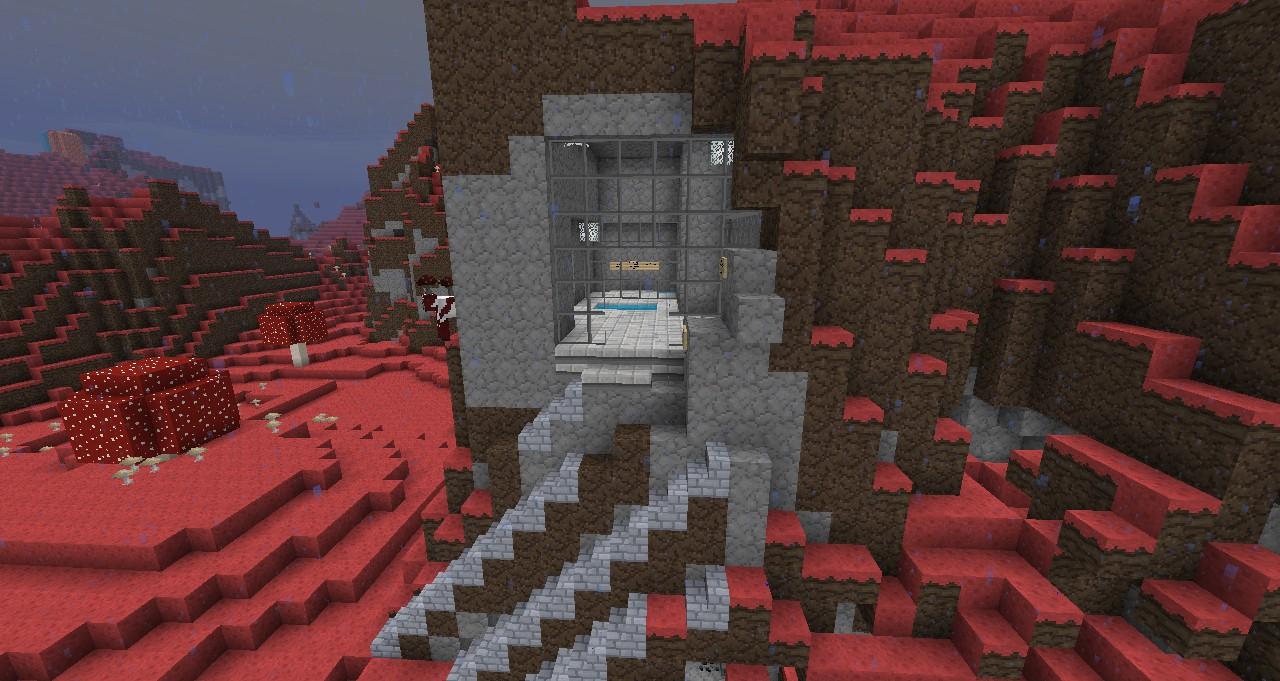 Minecraft 2012 End World