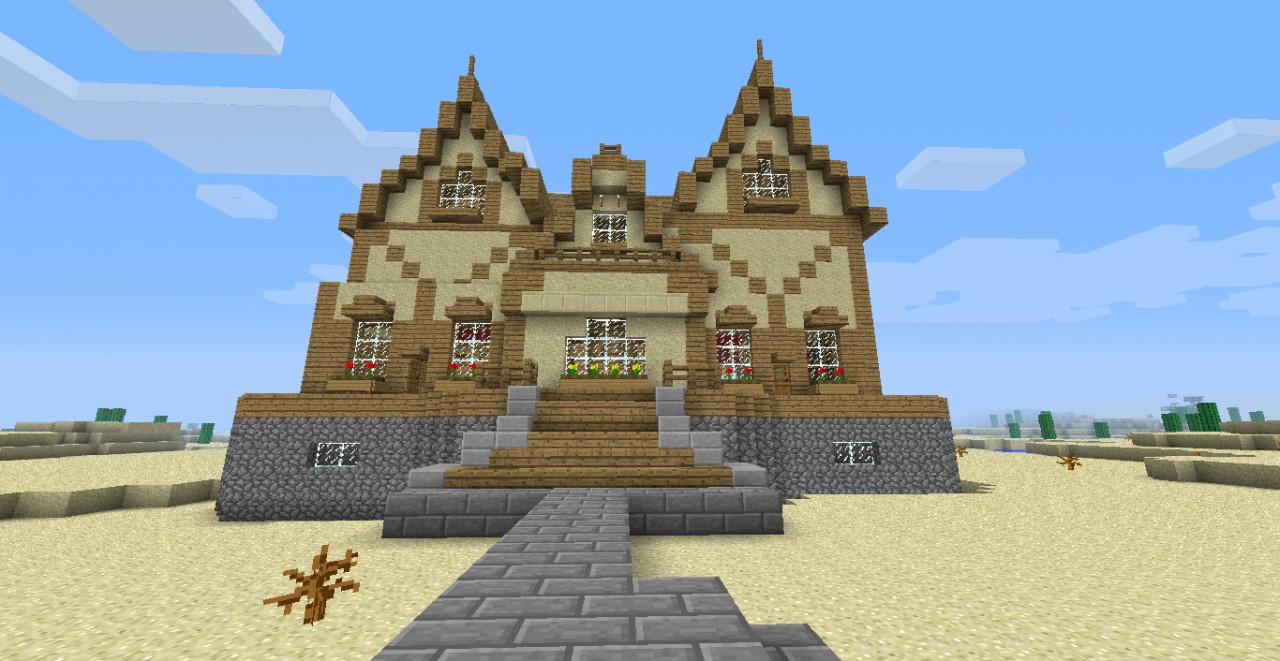 House ideas ( three cool awesome house ) Minecraft Project on Awesome Ideas  id=19094