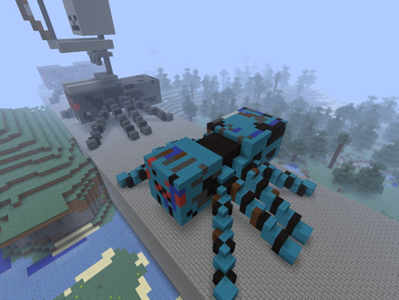 Skins Minecraft Pokemon Mob