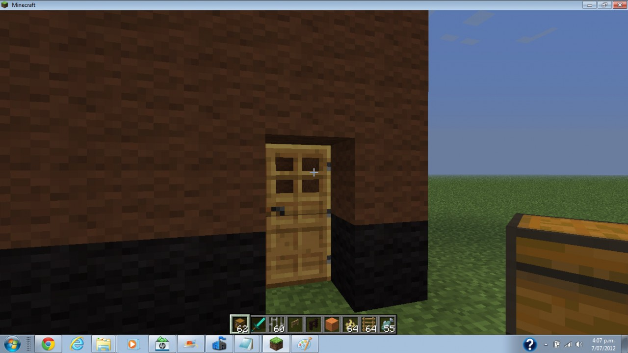Giant Steave House Minecraft Project