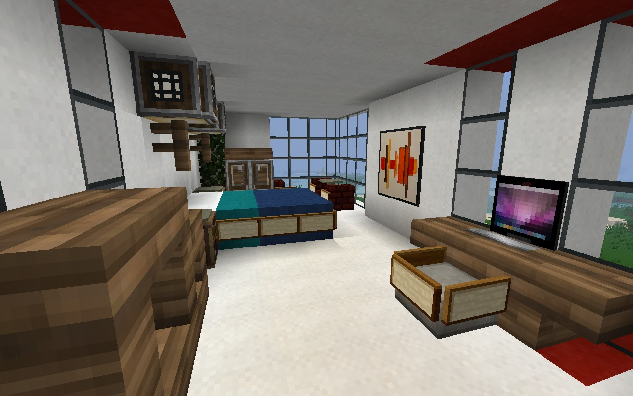 Living Room Ideas Minecraft - jihanshanum