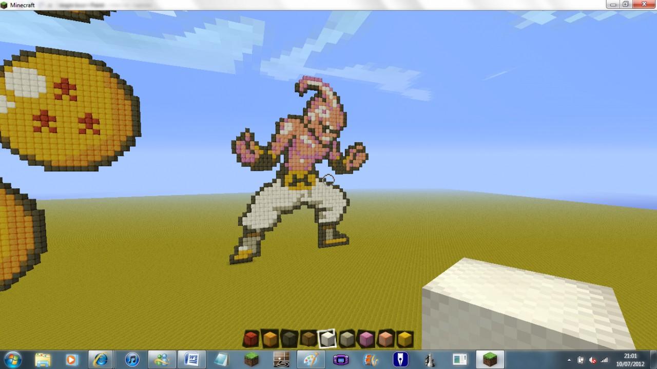 Minecraft Skins Dragon Ball Z