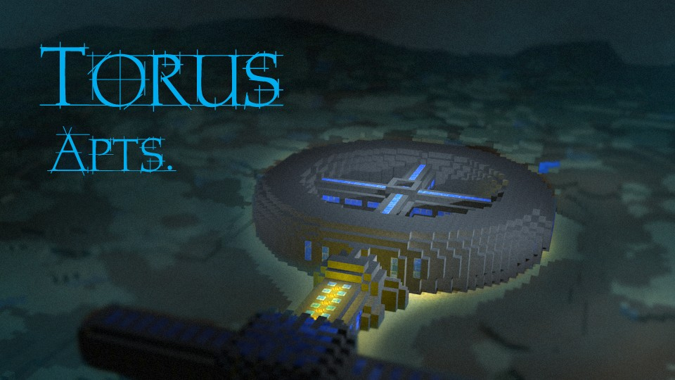 UTopia Torus Apts Minecraft Project