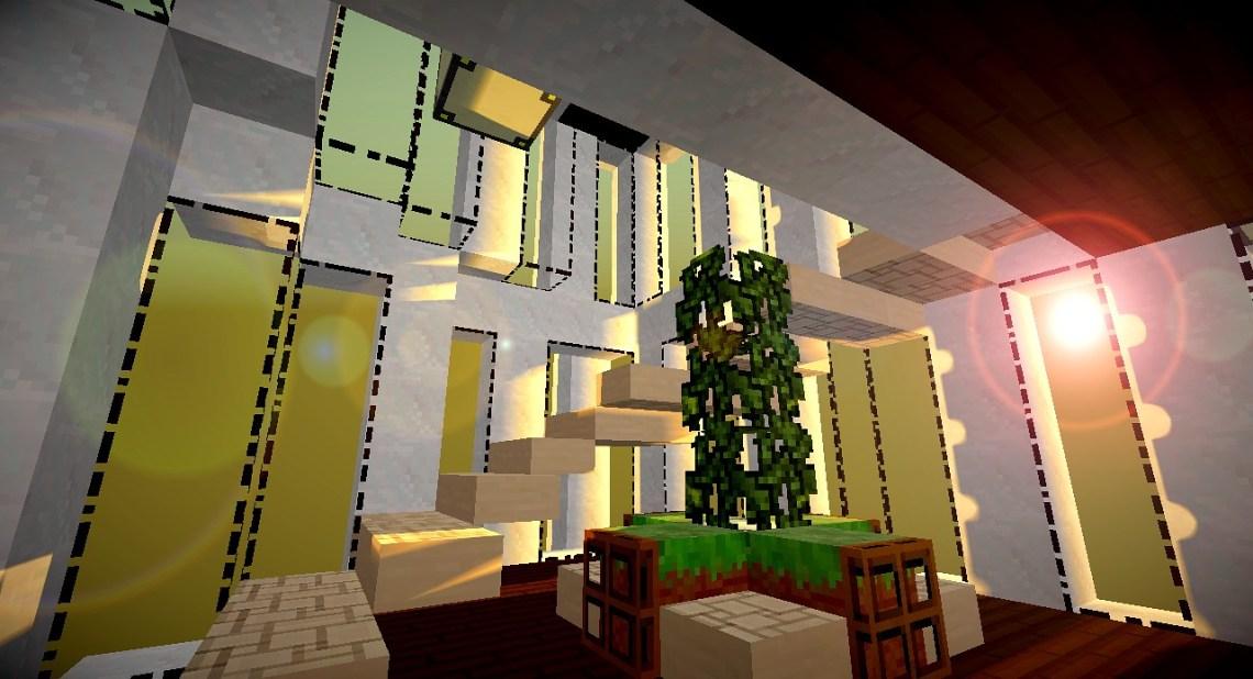 1.4.5 16x Modern Interior Pack Minecraft Texture Pack