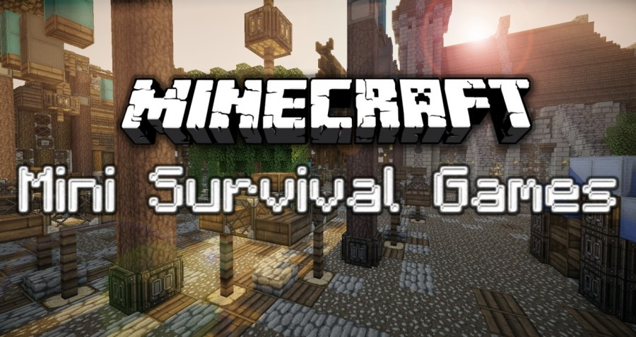 Minecraft   The Mini Survival Games Minecraft Project Minecraft   The Mini Survival Games