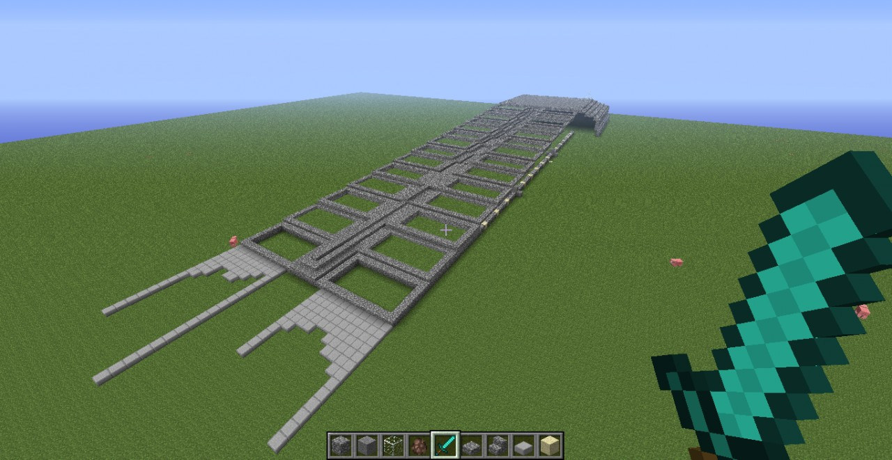 Kerbal Space Center 11 Replica Minecraft Project