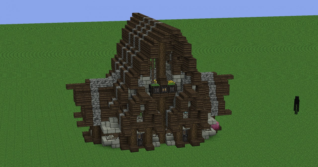 Minecraft Nordic House Download Minecraft Project