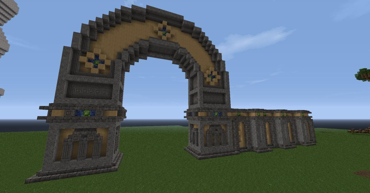 Archs Garden Minecraft