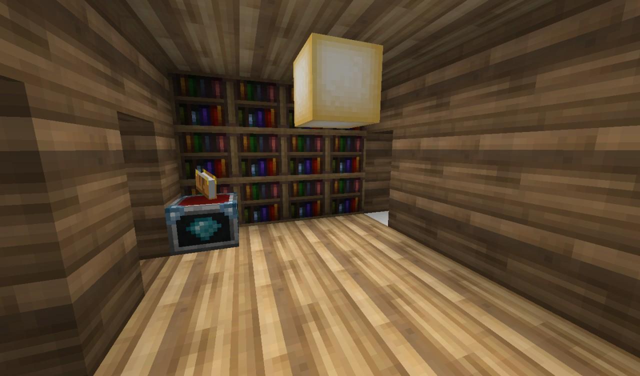 Fancy Modern House Minecraft Project
