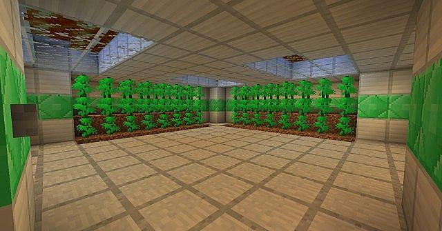 Hillside Villa Minecraft Project