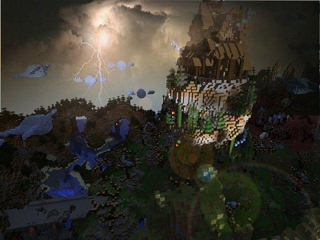 7 Servers Name 4 Minecraft 1 And Address