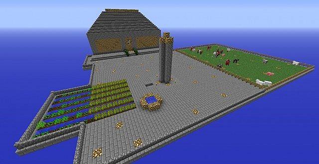 Minecraft Diamond Mine Block Picture