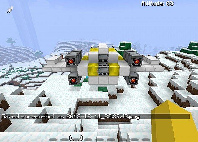 Z 95 Headhunter Minecraft Project