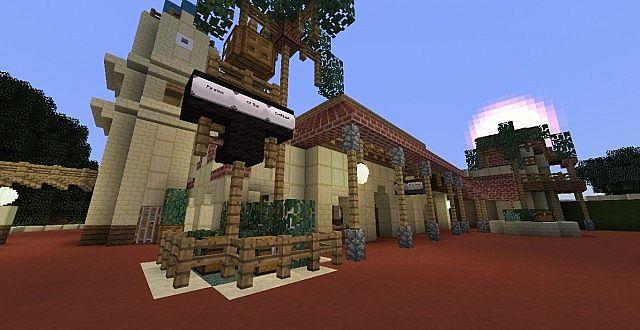 Minecraft Walt Skins Disney