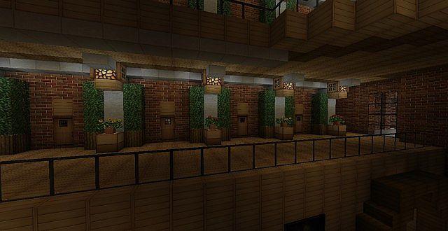 Redstone University DOWNLOAD Minecraft Project