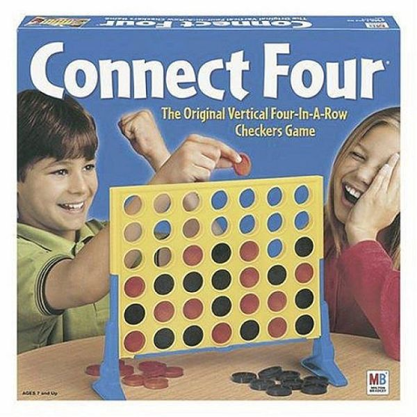 Connect Four! Minecraft Project