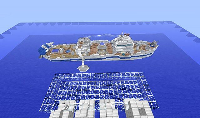 PvP Map Hijackded From COD BO2 Minecraft Project