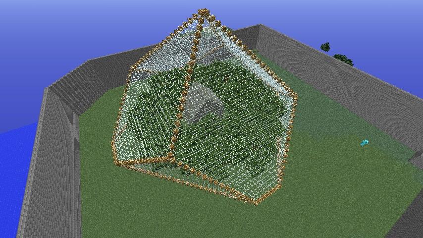 Triskaidecagon Home Minecraft Project