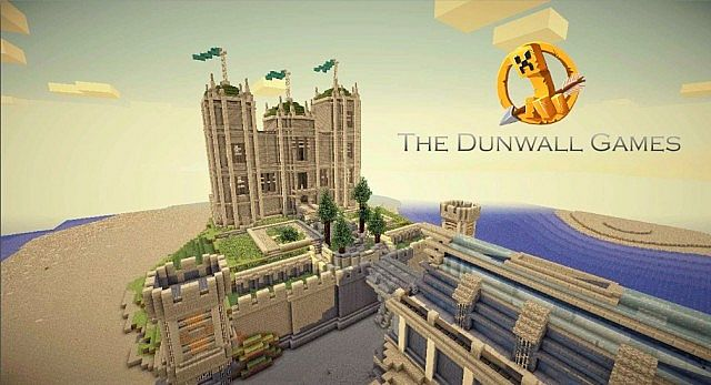 Arena Entry The Dunwall Games Minecraft Project