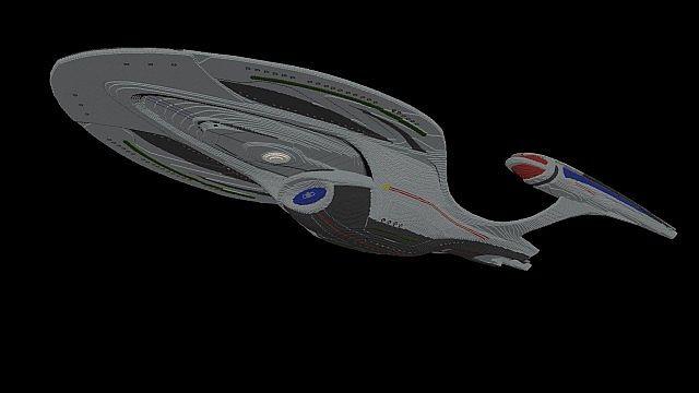 Star Trek Online Mods Interior