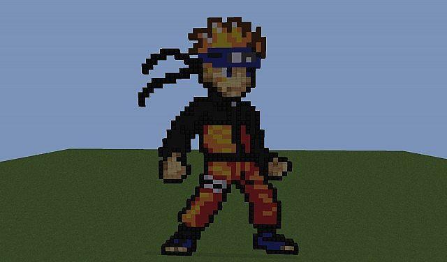 Naruto Kakashi Minecraft Skin