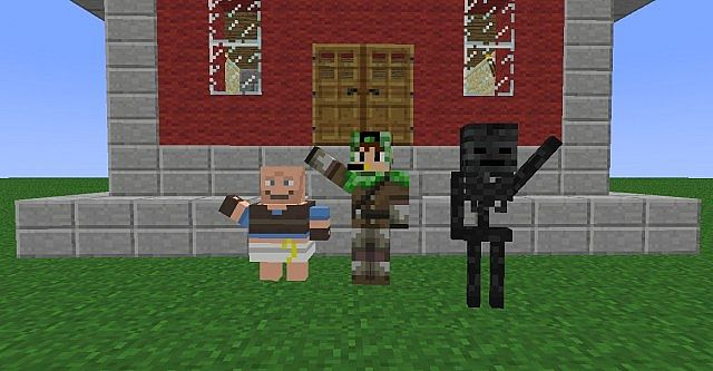Cops And 6 Address 4 Minecraft 1 Server Robbers Ip