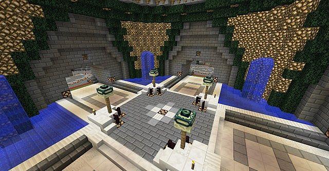 Prison Minecraft Server Lobby