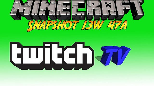 Minecraft Twitch Banners