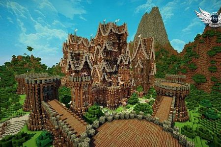 Minecraft Medieval Maps Path Decorations Pictures Full - Minecraft spiele youtube