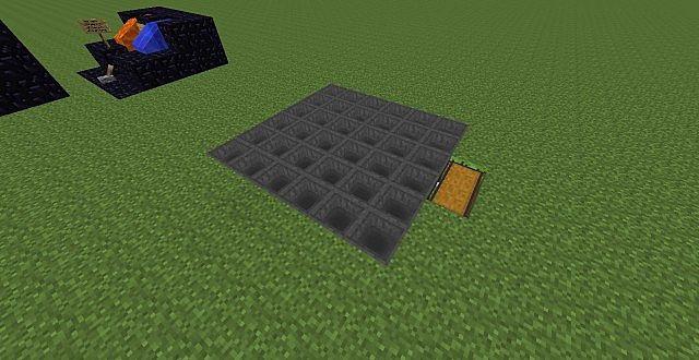 100 Automatic Cobblestone Farm Minecraft Project