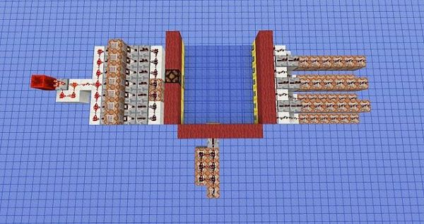 Connect 4 Minecraft Project