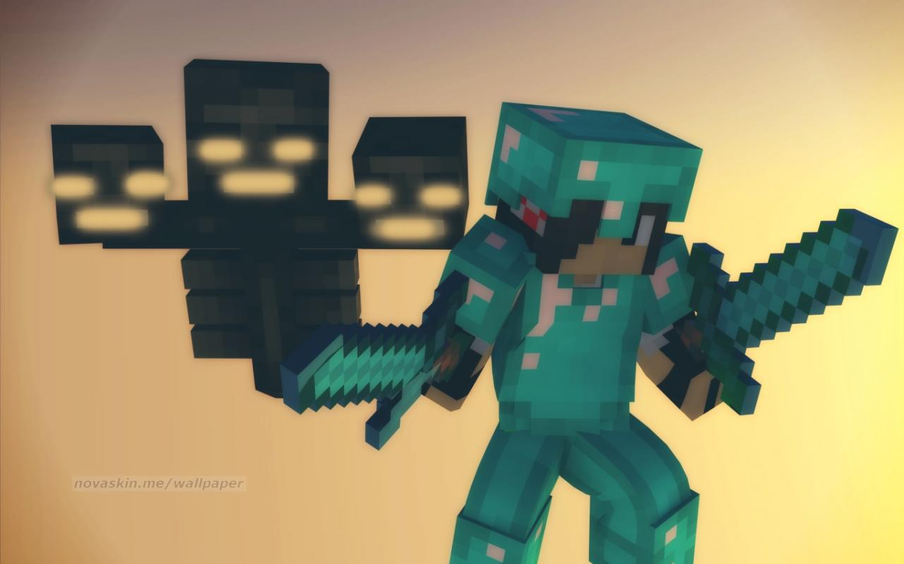 How To Easily Make A Minecraft Avatar Background Minecraft