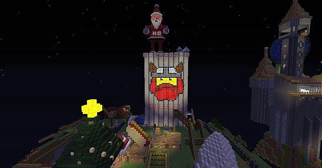 Yogscast Yogcraft World Minecraft Project