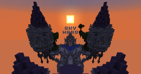 Skywars Server Spawn - SkyWarsMC.net Minecraft Project