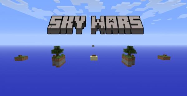 Skywars Server Spawn [Download] Minecraft Project