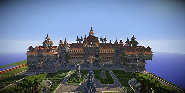 French Inspired Chteau Minecraft Project