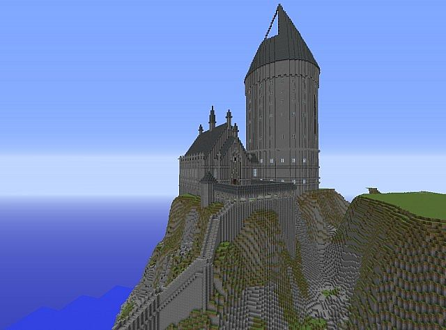 Image result for Minecraft School of Witchcraft and Wizardry